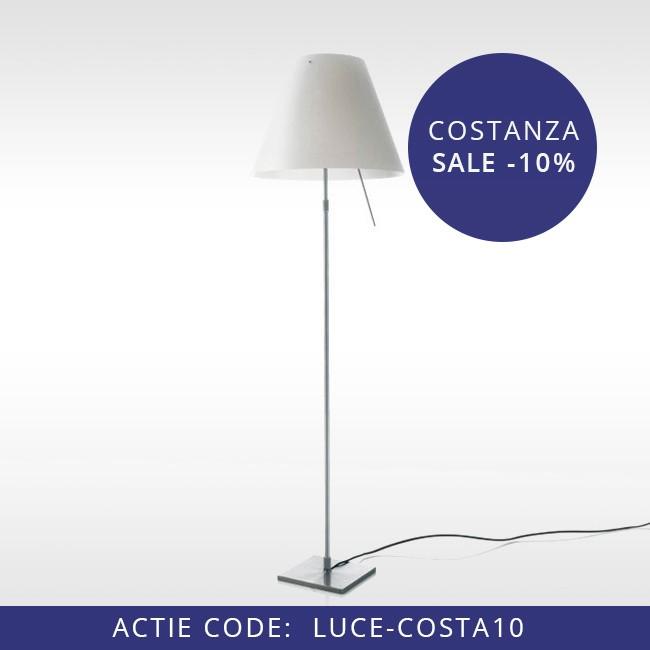 Luceplan - Costanza vloerlamp ...
