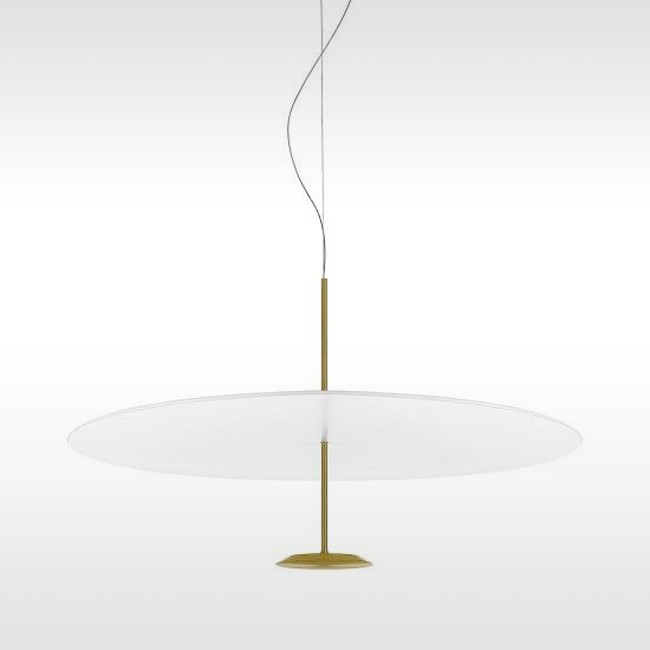 Lumina hanglamp Dot 1100 door Foster+Partners