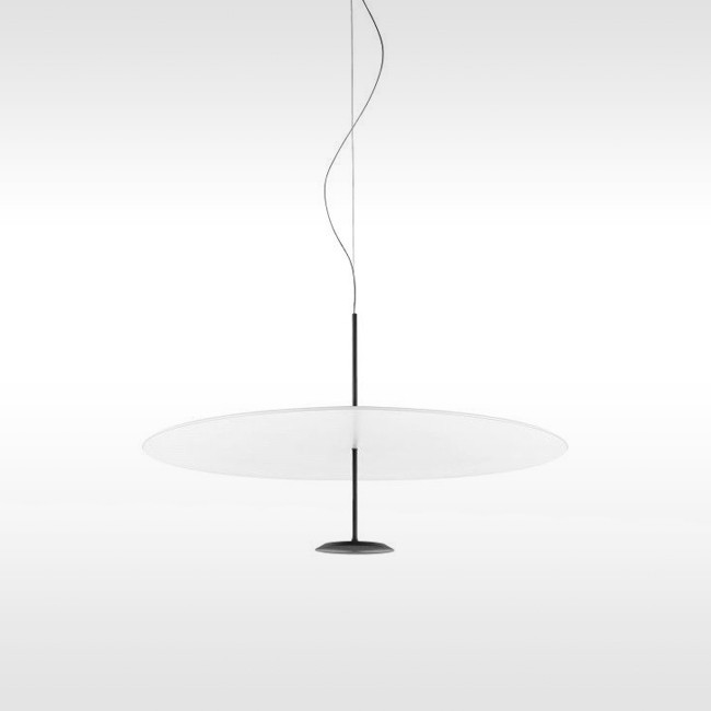 Lumina hanglamp Dot 600 door Foster+Partners
