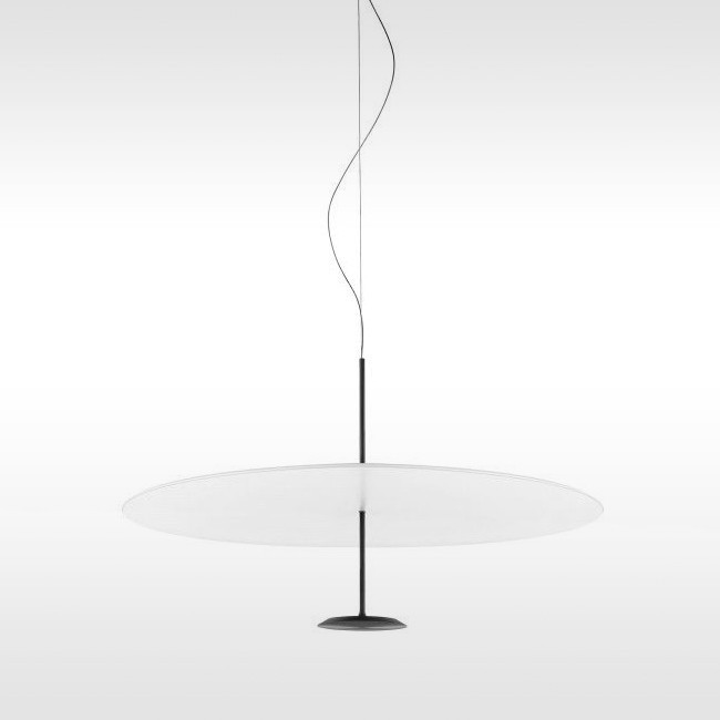 Lumina hanglamp Dot 800 door Foster+Partners
