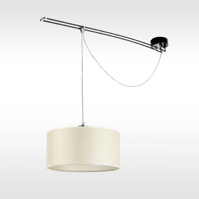 Lumina hanglamp Moove Body door Francesco Brambilla