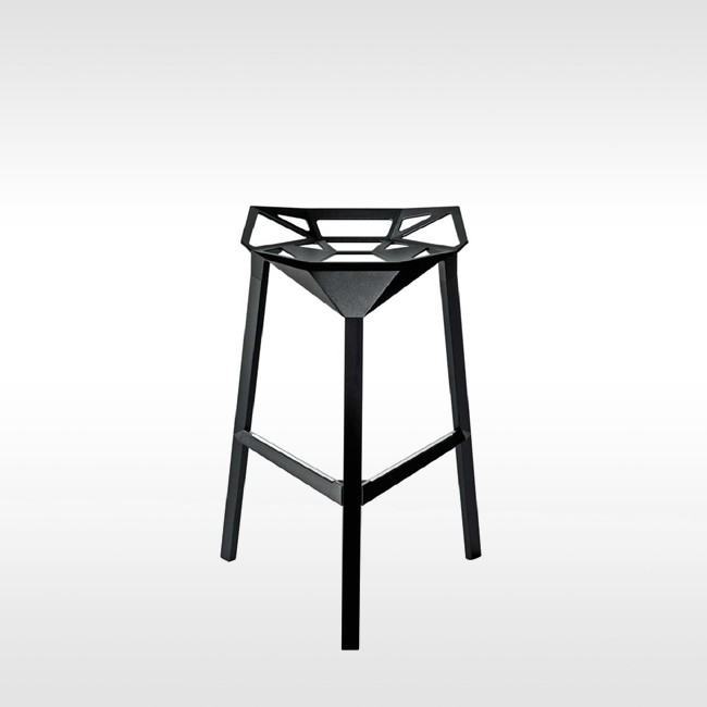 Magis barkruk Stool_One Outdoor door Konstantin Grcic