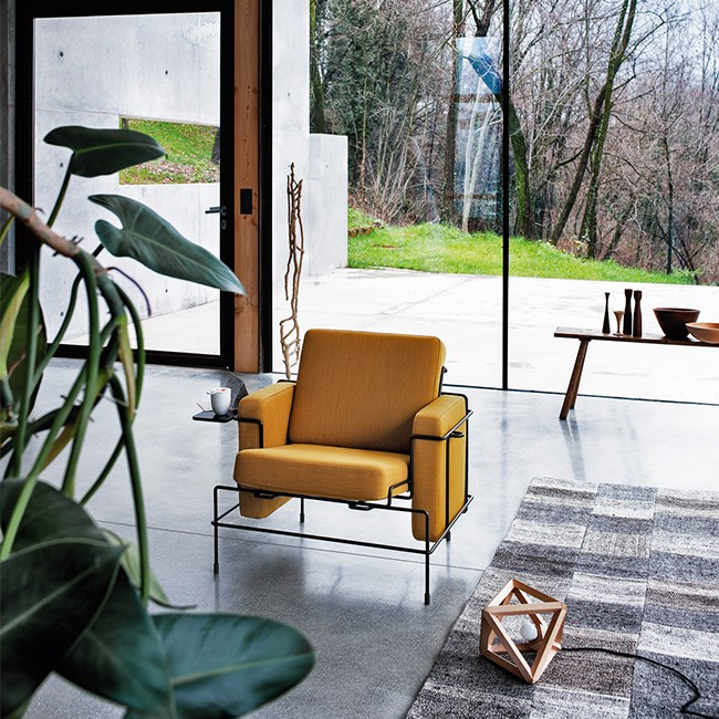 Magis loungestoel Traffic Armchair SD2701 (outdoor) door Konstantin Grcic