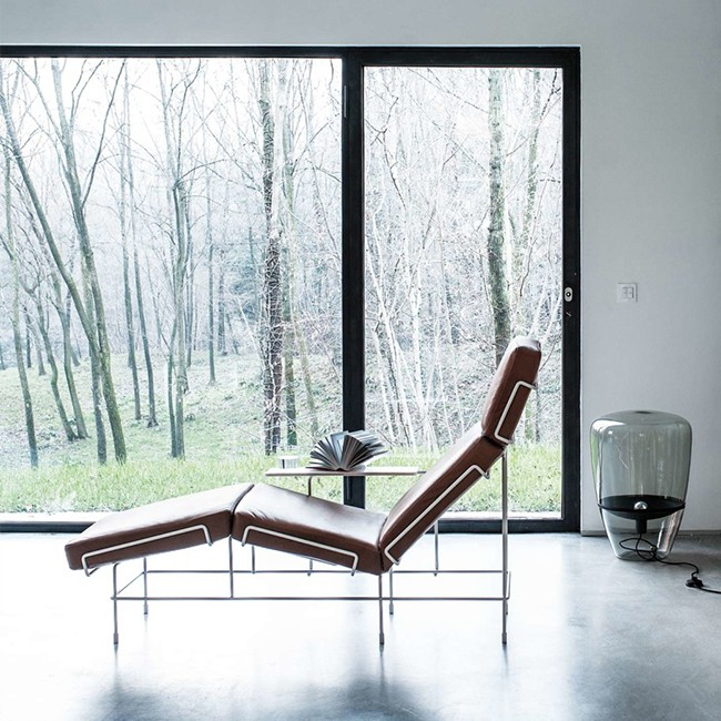 Magis loungestoel Traffic Chaise Longue SD2724B door Konstantin Grcic