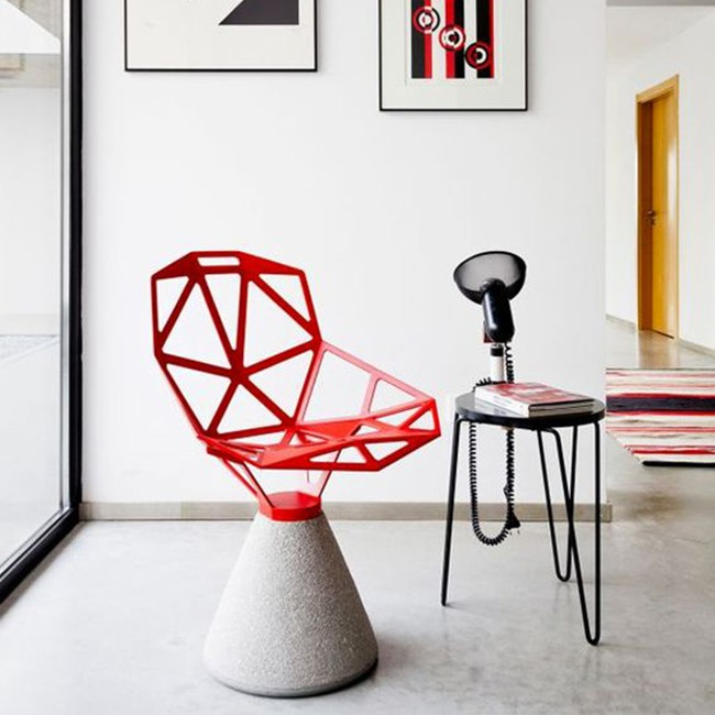 Magis stoel Chair_One SD450 & SD5450 door Konstantin Grcic