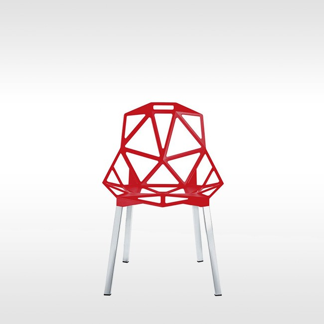 Magis stoel Chair_One SD460 door Konstantin Grcic