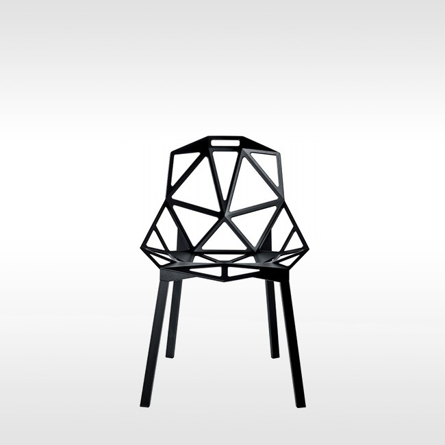 Magis stoel Chair_One door Konstantin Grcic