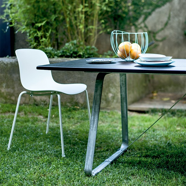 Magis stoel troy outdoor sledepoot sd3382 door marcel for Marcel wanders stoel