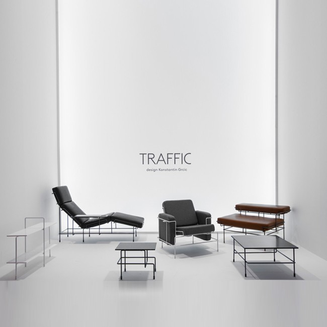 Magis tafel Traffic TV2750 door Konstantin Grcic