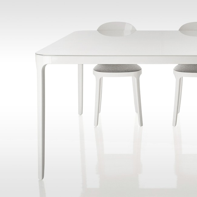 Magis tafel Vanity Table (vierkant) door Stefano Giovannoni