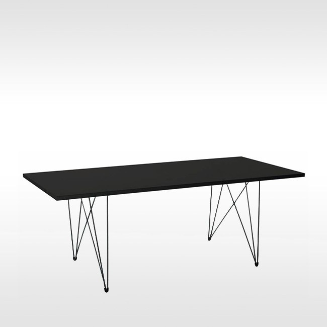 Magis tafel XZ3 Rectangle door Design Magis
