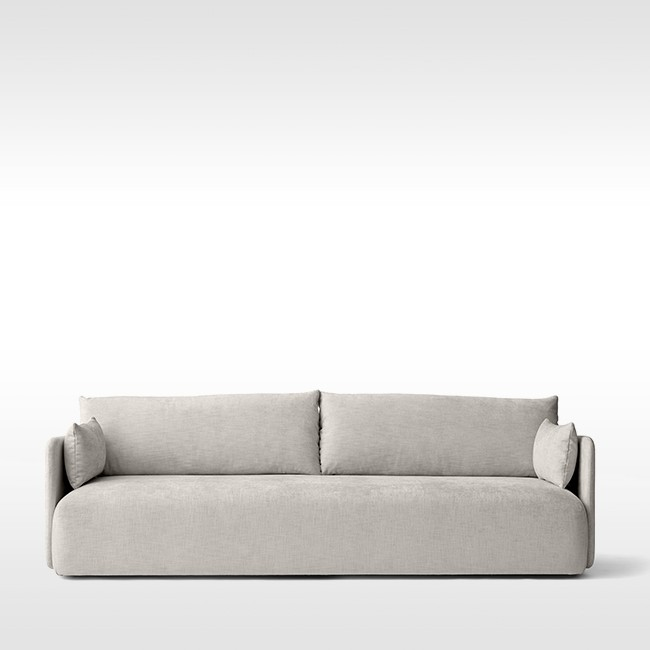 Menu bank Offset Sofa 3-zits door Norm Architects