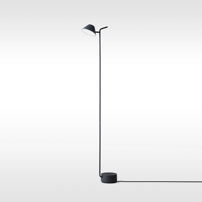 Menu vloerlamp Peek Floor Lamp door Jonas Wagell