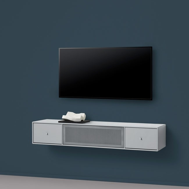 Montana kast Octave 2 TV & Sound door Peter J. Lassen