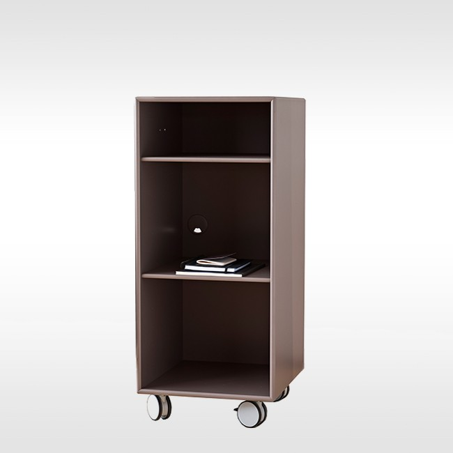 Montana ladeblok Montana System CO16 Office Units MR1208 door Peter J. Lassen