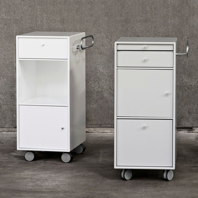 Montana ladeblok Montana System CO16 Office Units MR1210 & MR2210 Configuratie door Peter J. Lassen