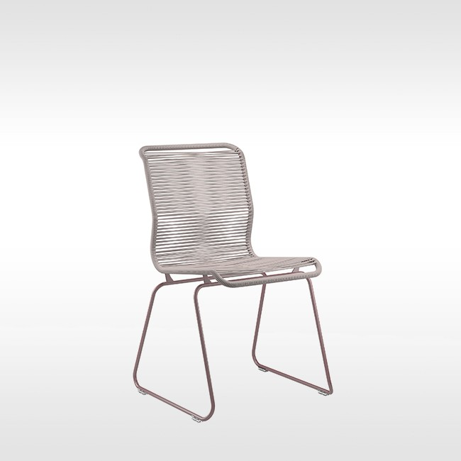 Montana stoel Panton One Chair Gelakt door Verner Panton