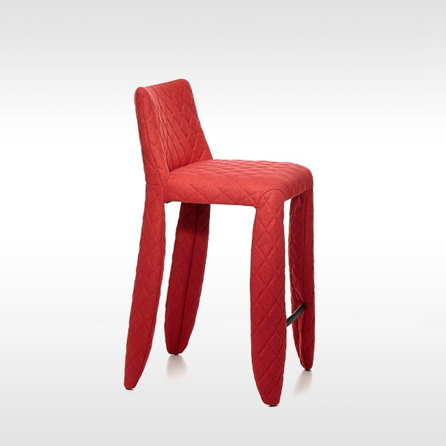 Moooi barkruk Monster Bar Stool door Marcel Wanders