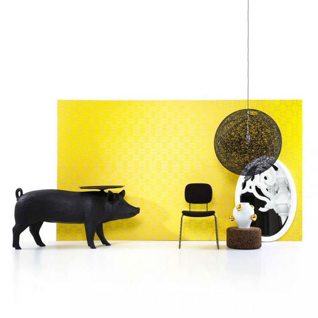 Moooi bijzettafel Pig Table door Front