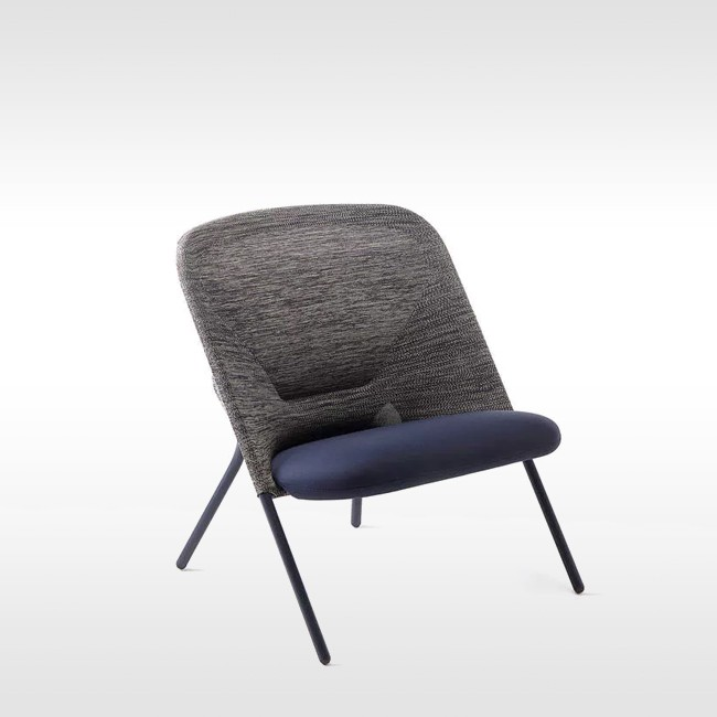 Moooi fauteuil Shift Lounge Chair door Jonas Forsman
