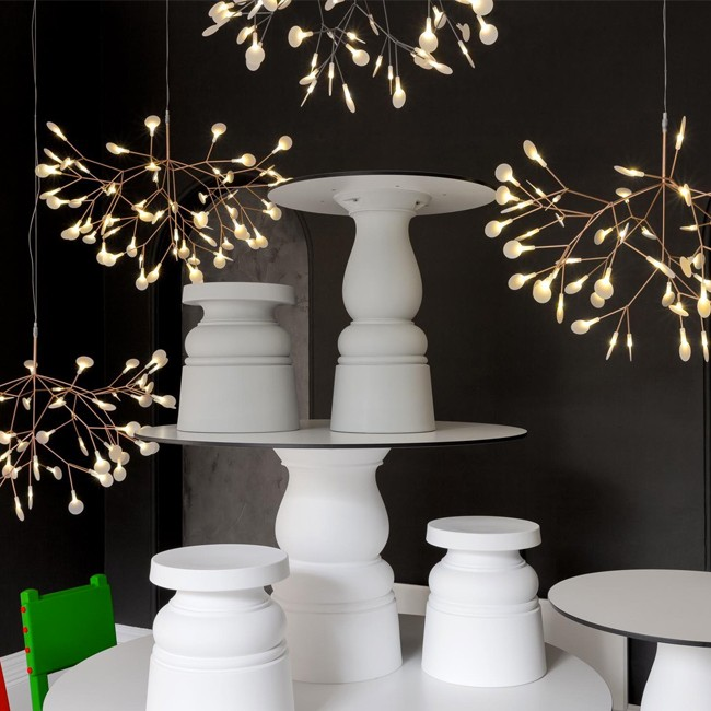 Moooi hanglamp Heracleum II Small door Bertjan Pot