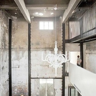 Moooi hanglamp Paper Chandelier XL door Studio Job