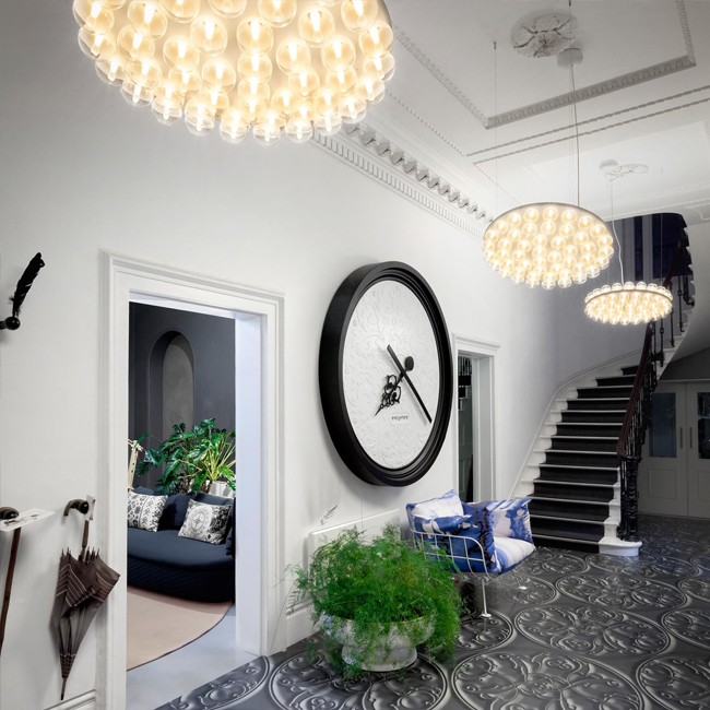 Moooi hanglamp Prop Light Round Double door Bertjan Pot