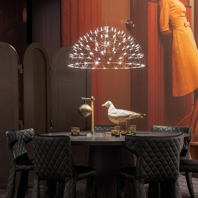 Moooi hanglamp Raimond Dome 79 door Raimond Puts