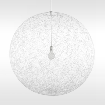 Moooi hanglamp Random Light L door Bertjan Pot