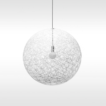 Moooi hanglamp Random Light M door Bertjan Pot