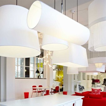 Moooi hanglamp Round Light door Marcel Wanders