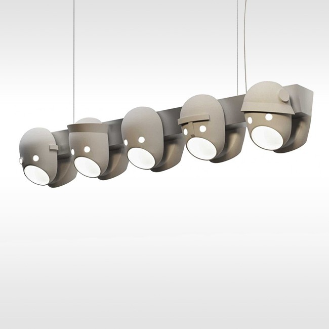 Moooi hanglamp The Party Suspension door Kranen / Gille
