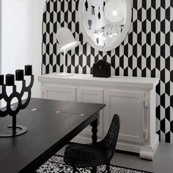 Moooi kast Paper Buffet door Studio Job