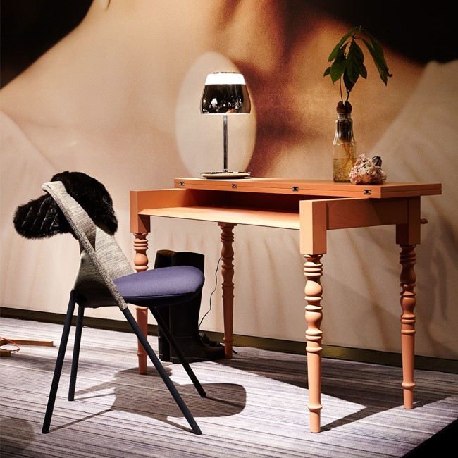 Moooi klapstoel Shift Dining Chair door Jonas Forsman