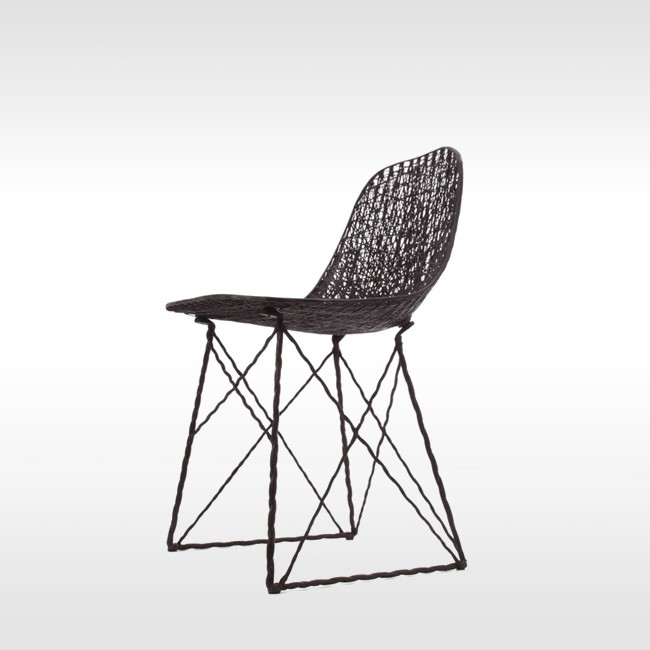 Moooi stoel Carbon Chair door Bertjan Pot en Marcel Wanders