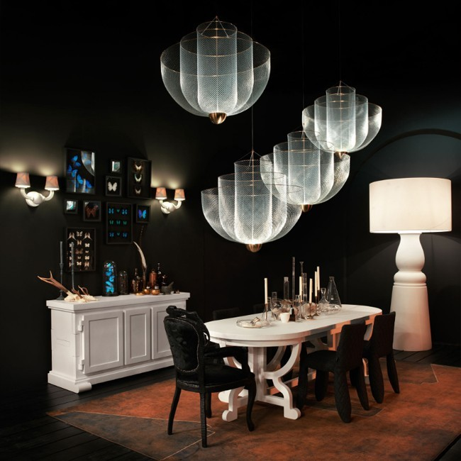 Moooi tafel Paper Table door Studio Job