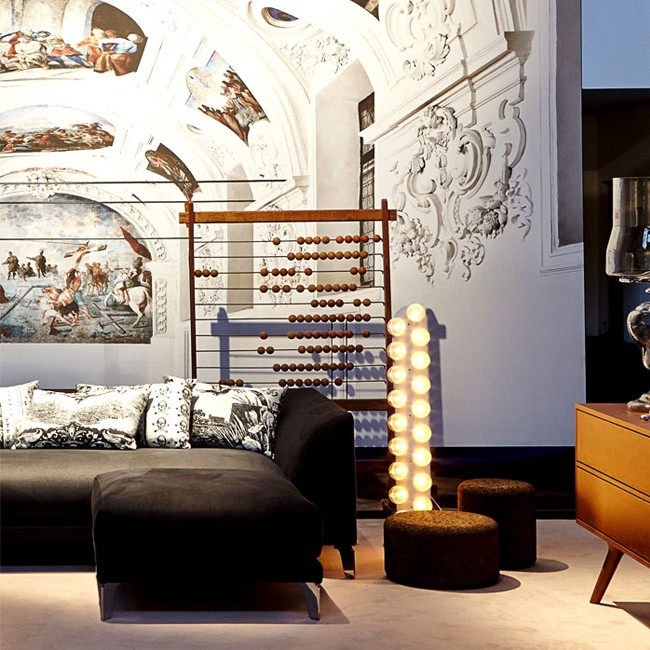 Moooi vloerlamp Prop Light Floor door Bertjan Pot