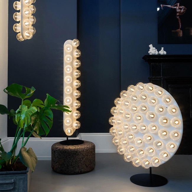 Moooi vloerlamp Prop Light Round Floor door Bertjan Pot