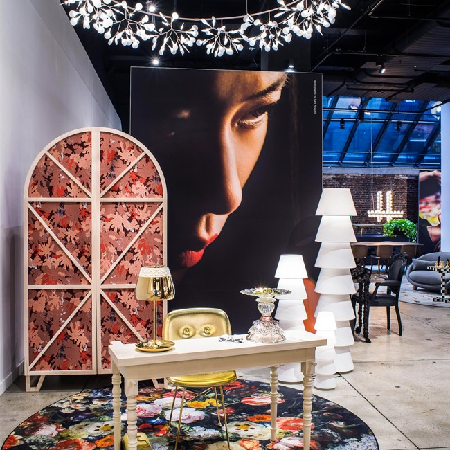 Moooi vloerlamp Set Up Shades 5, 6, 7 door Marcel Wanders