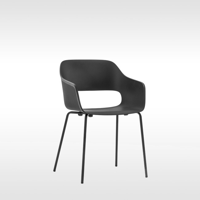 Pedrali Stoel Babila 2735 Door Odoardo Fioravanti | Designlinq