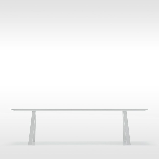 Pedrali tafel Arki Table White door Pedrali R&D