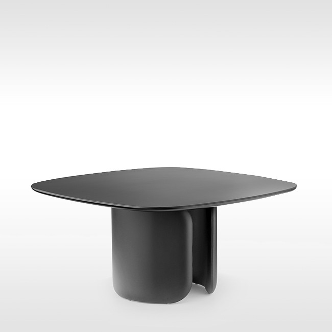 Pedrali tafel Elinor Table Vierkant door Claudio Bellini