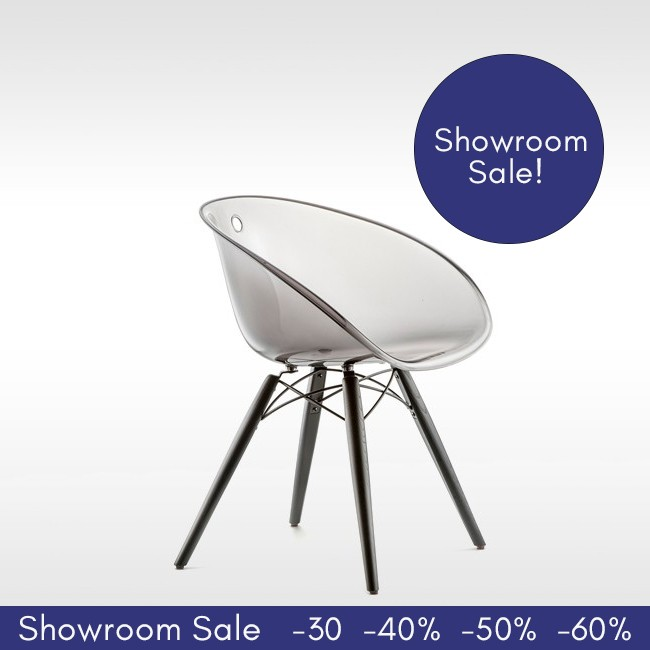 SHOWROOM SALE! Pedrali stoel Gliss Wood 905 door Marco Pocci & Claudio Dondoli