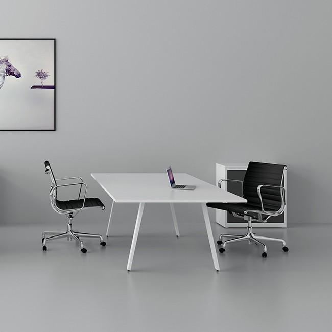 Raio bureau endow x in hoogte verstelbaar antraciet for 5th door design studio