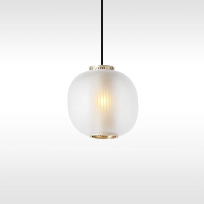 Resident hanglamp Bloom Pendant door Tim Rundle