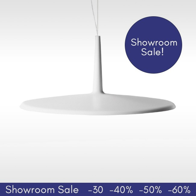 SHOWROOM SALE! Vibia hanglamp Skan 0275. door Lievore, Altherr, Molina