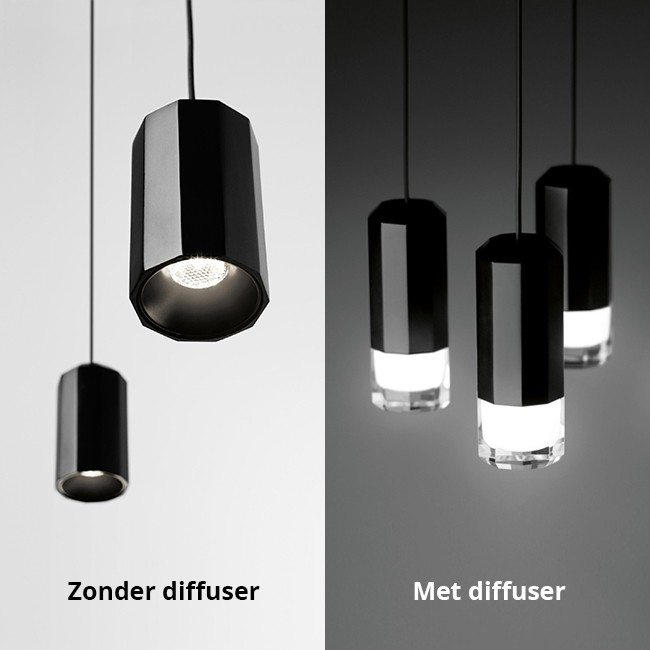 Vibia hanglamp Wireflow FreeForm 0345. & 0361. door Arik Levy