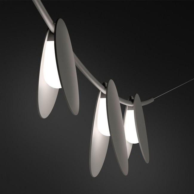 Vibia outdoor hanglamp June 4730. & 4735. door Emiliana Design Studio