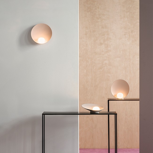 Vibia wandlamp Musa 7415. door Note Design Studio