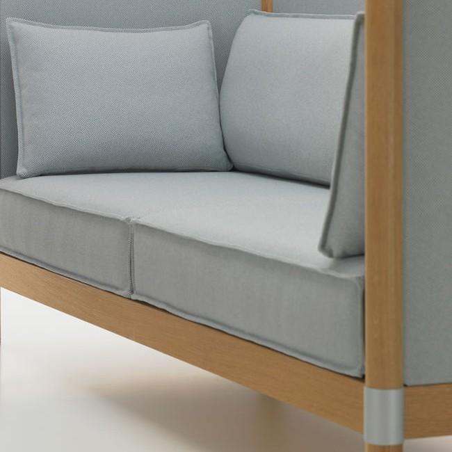 Vitra Bank Cyl Sofa Fabric Door Ronan Erwan Bouroullec Designlinq Nl